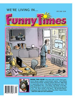 Funny Times July 2020 Issue