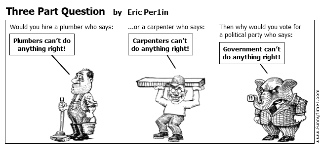Three Part Question by Eric Per1in