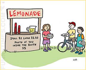 August 2020 Featured Cartoon