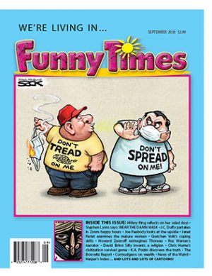 Funny Times September 2020 Issue