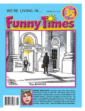 Funny Times January 2021 Issue