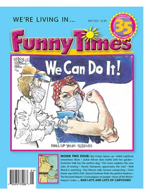 Funny Times May 2021 Issue