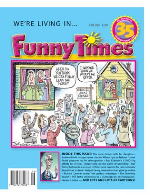 Funny Times Jun 2021 Issue