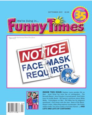 Funny Times September 2021 Issue